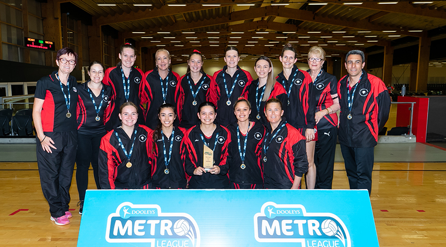2020 Metro League - Division 2 Winners Campbelltown District